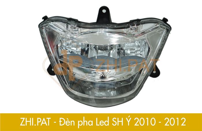 Den Pha SHY 2010 2012 - Đèn pha LED 2 tầng SH Ý (SH Nhập) chính hãng ZHI.PAT