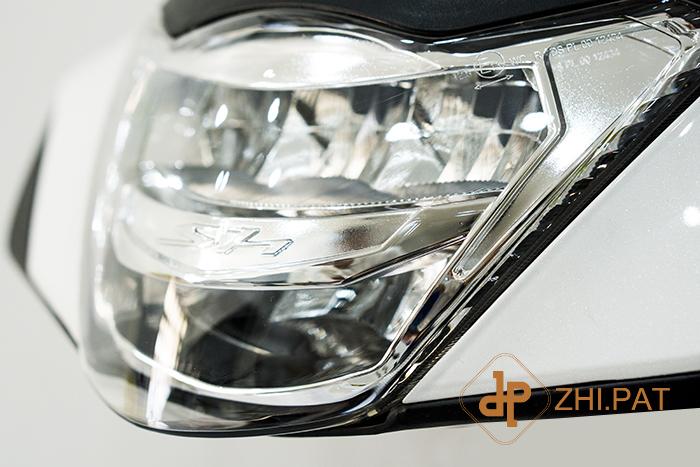 led 2tang xe sh y cao cap - Đèn pha LED 2 tầng SH Ý (SH Nhập) chính hãng ZHI.PAT