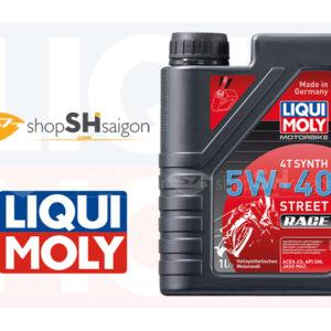 shopshsaigon.com nhot liqui moly 5w40 2592 300x300 - Liqui Moly - Dầu Nhớt Motorbike 4T Synth 5W-40 (2592)