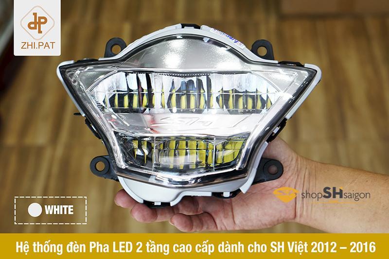 Đèn pha LED 2 tầng SH Việt chính hãng ZHI.PAT 5
