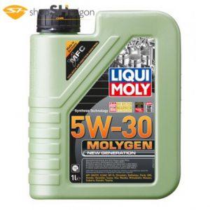 9047 300x300 - Liqui Moly -Dầu Nhớt Molygen New Generation 5W30 1L (9047)