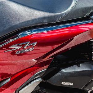 Dan Ao SH 300i Do SH Viet 2017 BodyKIT zhipat 6 300x300 - Ốp sườn SH Ý 300i lắp xe SH 2017 cao cấp chính hãng Zhi.Pat