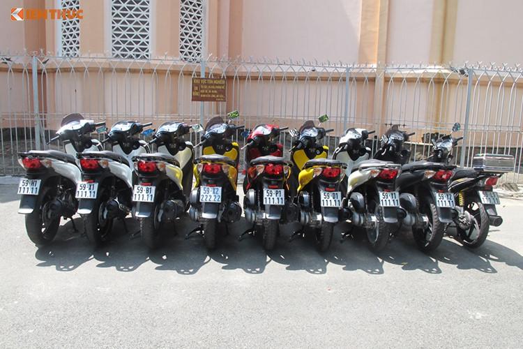 """SH """"Ngũ Quý 8"""" Giá Hơn 800 Triệu Tại Sài Gòn 10"""