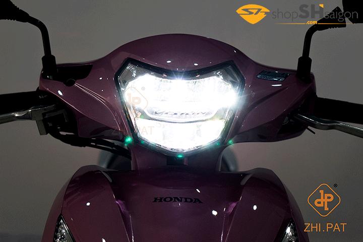 LED 2 Tang Vision 12 - Đèn Pha Led 2 Tầng Vision Chính Hãng Zhi.Pat