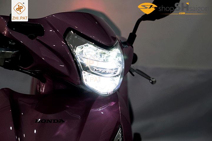 LED 2 Tang Vision 16 - Đèn Pha Led 2 Tầng Vision Chính Hãng Zhi.Pat