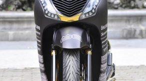 Ngắm Honda SH Độ Đồ Chơi Cực Chất Ở Hà Nội 1