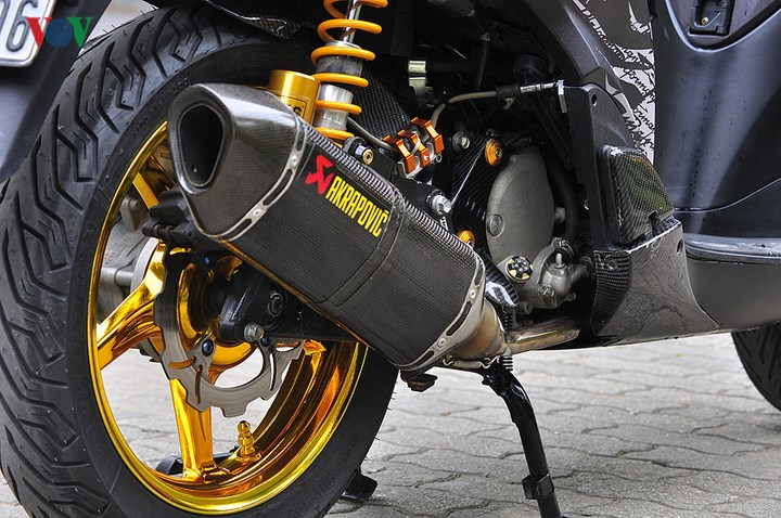 shopshsaigon.com 101201821 - Ngắm Honda SH Độ Đồ Chơi Cực Chất Ở Hà Nội