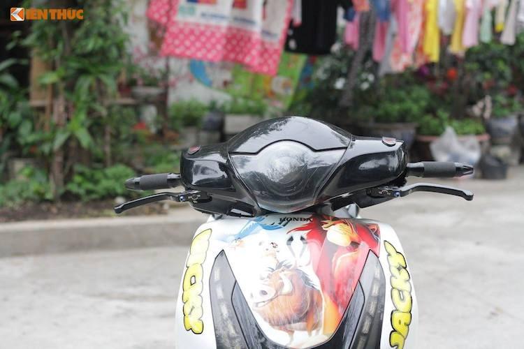 shopshsaigon.com 101201832 - Cận Cảnh Honda SH Độ Phong Cách Tại Hà Nội