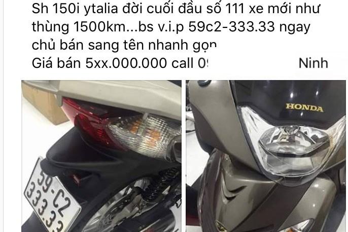 """shopshsaigon.com 101201895 - Một Xe Máy Honda SH Đời Cũ Đổi Được Hai """"Xế Hộp""""?"""
