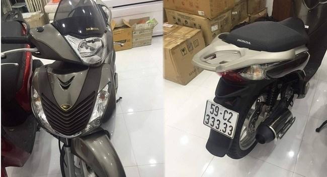 """shopshsaigon.com 101201898 - Một Xe Máy Honda SH Đời Cũ Đổi Được Hai """"Xế Hộp""""?"""