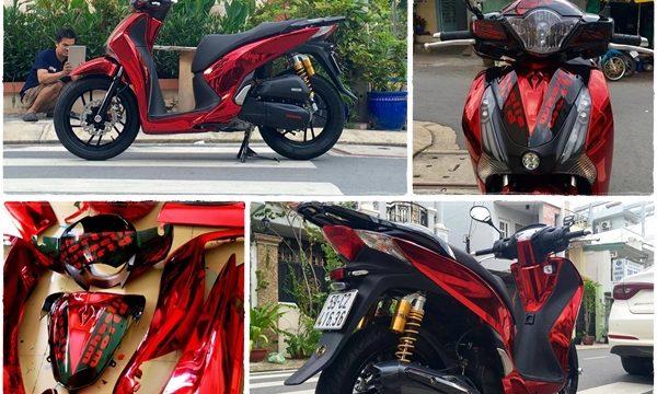 SH Việt Hóa Thiên Nga Với Dàn Áo Chrome Thể Thao, Cá Tính-shopshsaigon.com-121201830