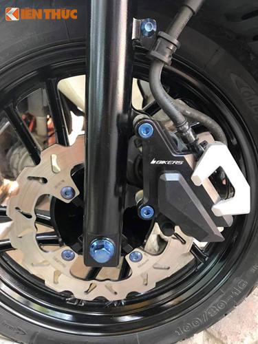 """Biker Hà Thành Độ Kiểng Honda SH """"Siêu Chất""""-shopshsaigon.com-121201872"""