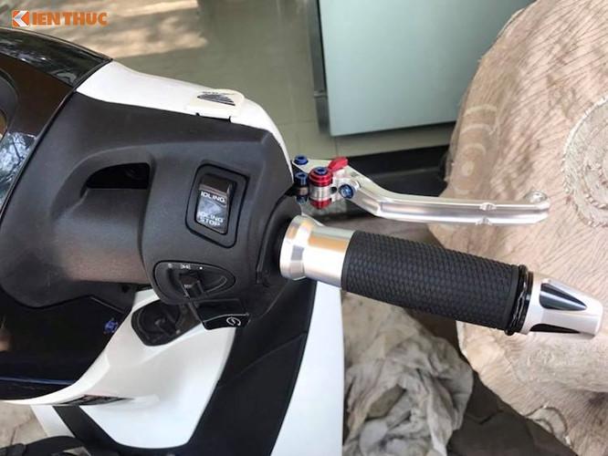 """Biker Hà Thành Độ Kiểng Honda SH """"Siêu Chất""""-shopshsaigon.com-121201874"""