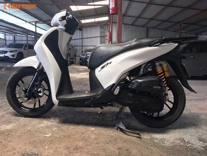 """Biker Hà Thành Độ Kiểng Honda SH """"Siêu Chất""""-shopshsaigon.com-121201875"""