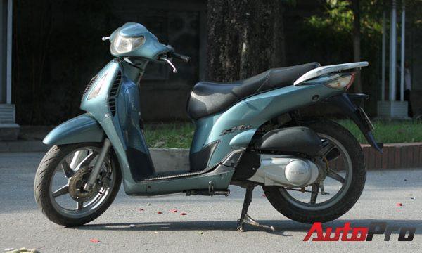 40 Triệu Đồng Cho SH 125 Đời Đầu: Dễ Mua Nhưng Khó Chọn-shopshsaigon.com-29120181