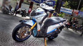 Biker Sài Thành Chi 200 Triệu Đồng Lên Đời Honda SH 150i-shopshsaigon.com-291201890