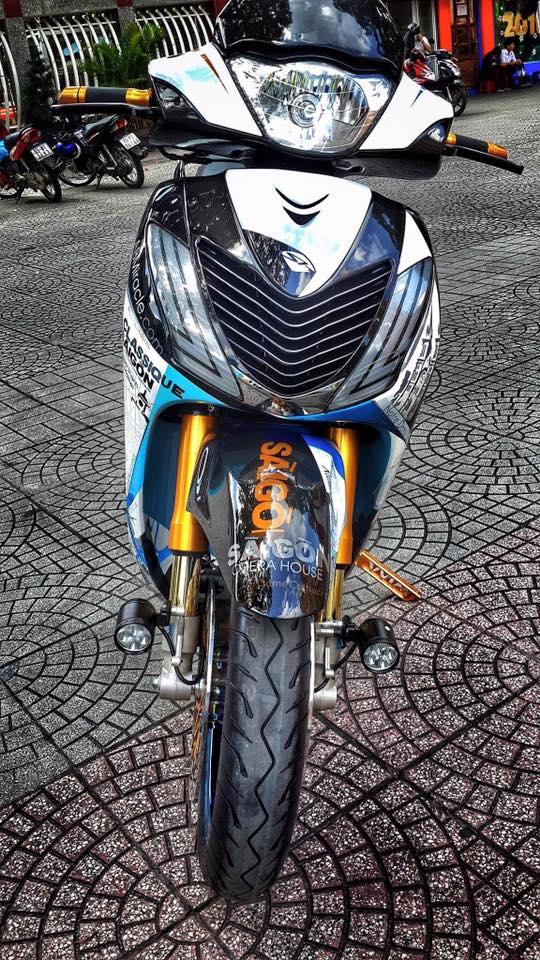 Biker Sài Thành Chi 200 Triệu Đồng Lên Đời Honda SH 150i-shopshsaigon.com-291201897