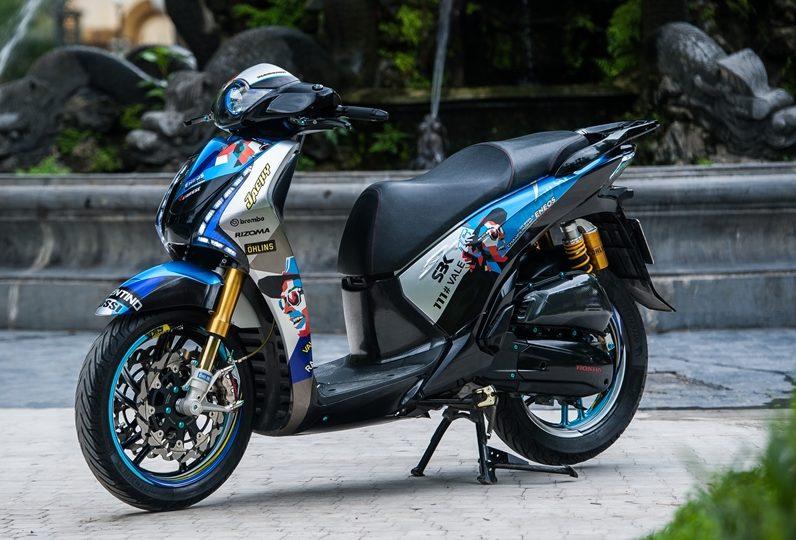 shopshsaigon.com11120181 e1519636965702 - Soi Chiếc SH 150i Độ Mạnh Nhất Việt Nam