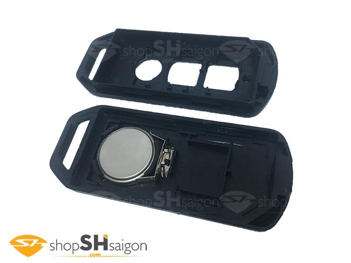 Vỏ Remote Smartkey Có Sẵn Pin 2