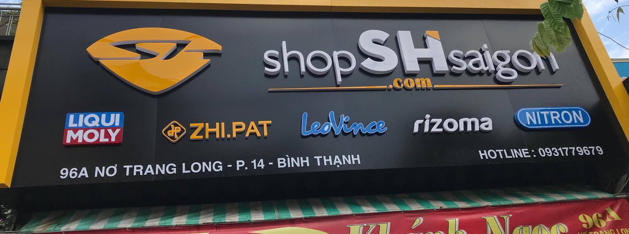 shopshsaigon.com 121 - SH Độ Cực Độc Theo Phong Cách Ferrari Ở Sài Gòn