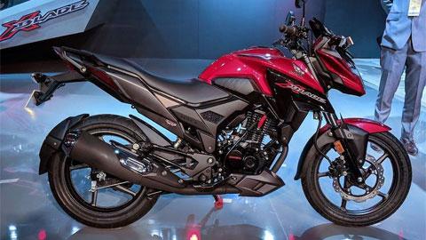 Xe Côn Tay 'Honda X-Blade 160 Chuẩn Bị Bán Ra Với Giá Rẻ Bất Ngờ-shopshsaigon.com-23-4-2018-55