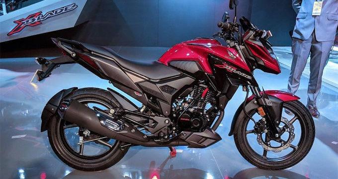 Xe Côn Tay 'Honda X-Blade 160 Chuẩn Bị Bán Ra Với Giá Rẻ Bất Ngờ-shopshsaigon.com-23-4-2018-57