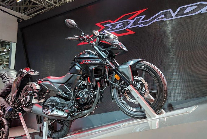 Xe Côn Tay 'Honda X-Blade 160 Chuẩn Bị Bán Ra Với Giá Rẻ Bất Ngờ-shopshsaigon.com-23-4-2018-58
