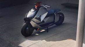 BMW Ra Mắt Xe Máy Chạy Điện Đến Từ Tương Lai E-Scooter-shopshsaigon.com-24-4-2018-10