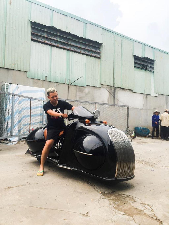 shopshsaigon.com-Biker Việt Biến Môtô 'Khủng' Thành 'Siêu Bọ Cánh Cứng' Độc Nhất Vô Nhị-26-4-2018-127
