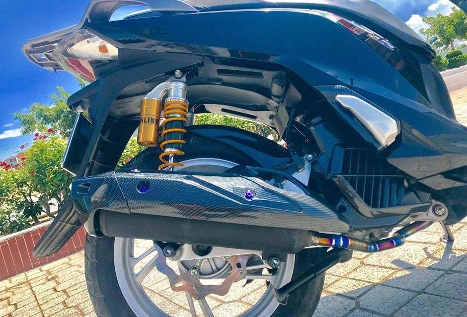 shopshsaigon.com-Phiên Bản SH 150i Độ Đầy Đẳng Cấp Của Biker Khánh Hòa-342818-43