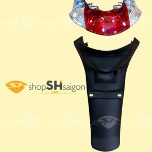 shopshsaigon.com duoi den v2 3 1 - Đuôi đèn và Dè sau V2 cho SHVN 2012-2016 Lên SH Ý Nhập