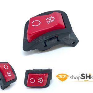 shopshsaigon.com nut do 300i 300x300 - Công Tắc Đỏ SH300i