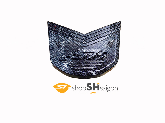 shopshsaigon.com op carbon sh 20 - Bộ Ốp Carbon Gắn Cho SHVN 2017-2018