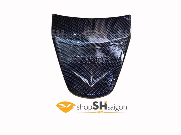 shopshsaigon.com op carbon sh 25 - Bộ Ốp Carbon Gắn Cho SHVN 2017-2018