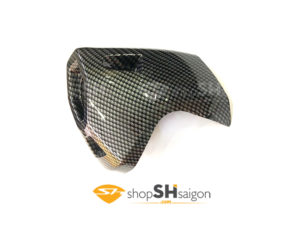 shopshsaigon.com op carbon sh 4 300x225 - Bộ Ốp Carbon Gắn Cho SHVN 2017-2018
