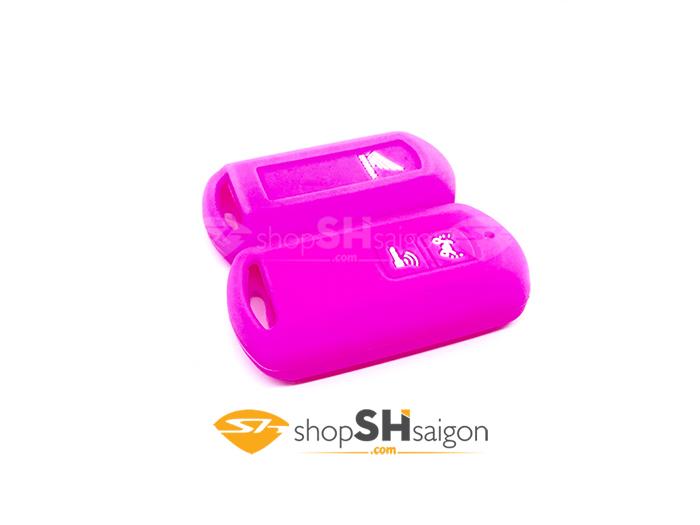 shopshsaigon.com bao silicon 2 nut 10 - Bọc Silicon bảo vệ Remote Smartkey 2 Nút