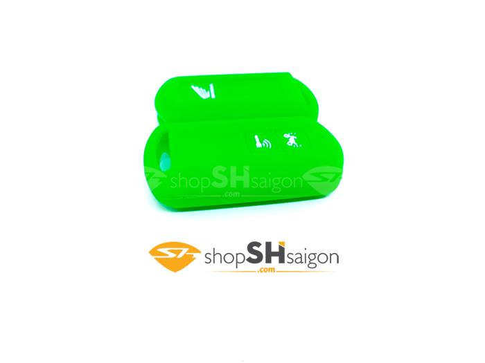 shopshsaigon.com bao silicon 2 nut 2 - Bọc Silicon bảo vệ Remote Smartkey 2 Nút