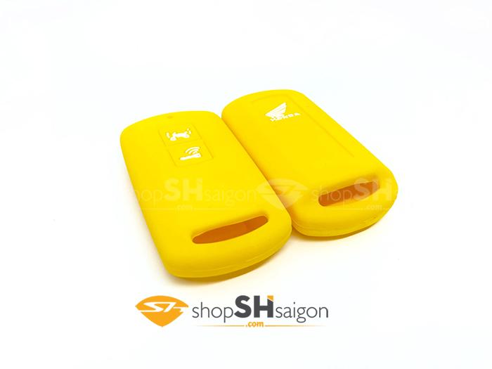 shopshsaigon.com bao silicon 2 nut 4 - Bọc Silicon bảo vệ Remote Smartkey 2 Nút