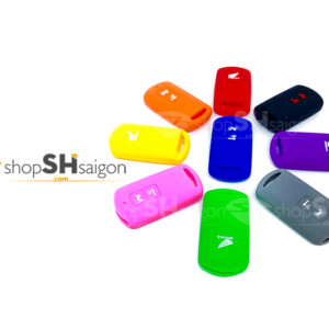 shopshsaigon.com bao silicon 2 nut 7 300x300 - Bọc Silicon bảo vệ Remote Smartkey 2 Nút