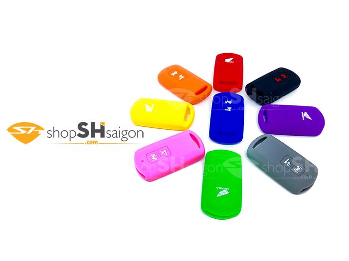 shopshsaigon.com bao silicon 2 nut 7 - Bọc Silicon bảo vệ Remote Smartkey 2 Nút