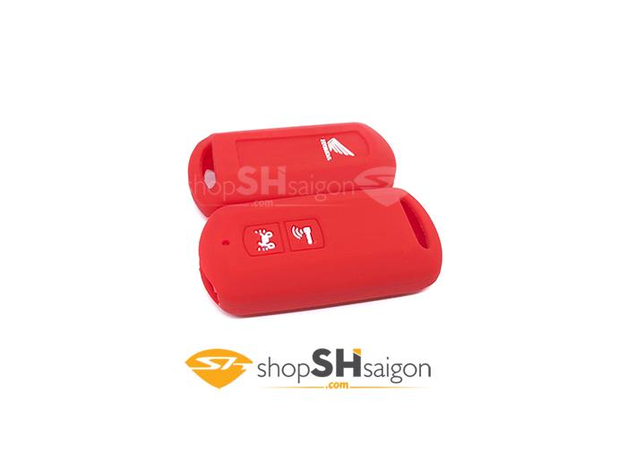 shopshsaigon.com bao silicon 2 nut 8 - Bọc Silicon bảo vệ Remote Smartkey 2 Nút