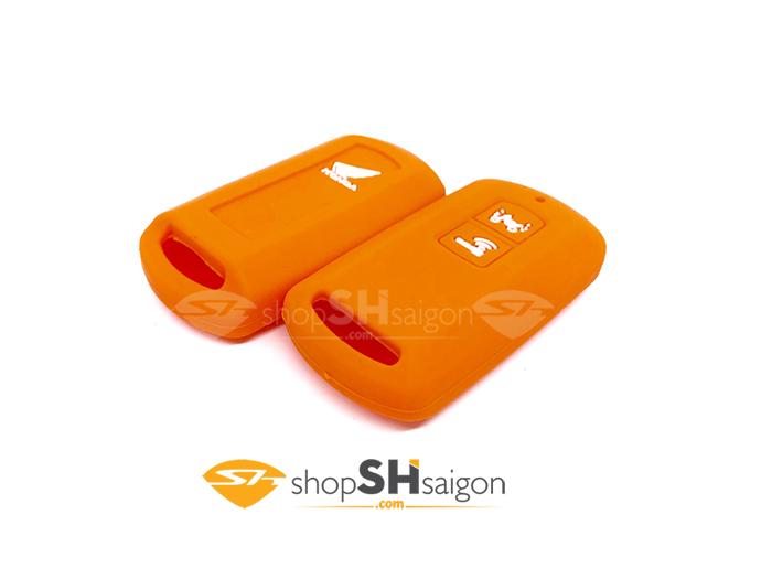 shopshsaigon.com bao silicon 2 nut 9 - Bọc Silicon bảo vệ Remote Smartkey 2 Nút