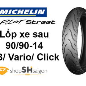 shopshsaigon.com lop xe sau ab michelin pilot street 1 300x300 - Lốp Xe Sau Michelin Pilot Street Cho AB-Vario-Click 90/90-14