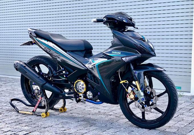 shopshsaigon.com-Một Biker Tại Việt Nam Chi Hơn 15 Triệu Phủ Carbon Cho Exciter 150-1862018-8