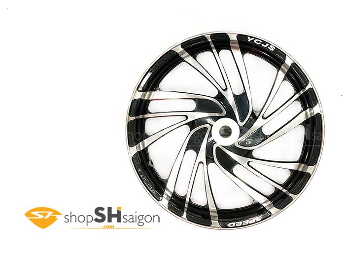 shopshsaigon.com mam cnc ycjs speed 5 - Mâm CNC YCJS Speed Gắn Cho SHVN 2012-2018 CBS Và ABS