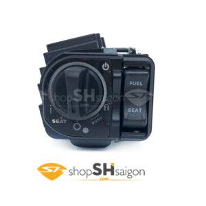 shopshsaigon.com smartkey ab 300x300 - Khóa Smartkey Farmland Ổ Vuông Gắn Cho AB/Vario/Click/Vision/SHVN/PCX