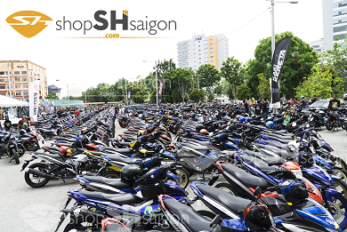 ShopSHSaiGon.com Malaysia 18 - Phụ tùng chính hãng Zhipat – thương hiệu đến từ Việt Nam, duy nhất xuất hiện trong ngày hội của các Biker khu vực Đông Nam á.