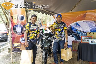 ShopSHSaiGon.com Malaysia 2 - Phụ tùng chính hãng Zhipat – thương hiệu đến từ Việt Nam, duy nhất xuất hiện trong ngày hội của các Biker khu vực Đông Nam á.