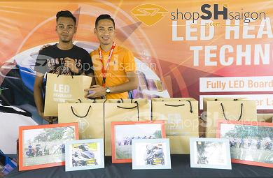 ShopSHSaiGon.com Malaysia 9 - Phụ tùng chính hãng Zhipat – thương hiệu đến từ Việt Nam, duy nhất xuất hiện trong ngày hội của các Biker khu vực Đông Nam á.