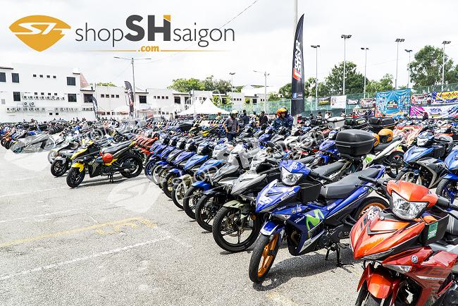 ShopShSaiGon.com Malaysia 1 - Phụ tùng chính hãng Zhipat – thương hiệu đến từ Việt Nam, duy nhất xuất hiện trong ngày hội của các Biker khu vực Đông Nam á.